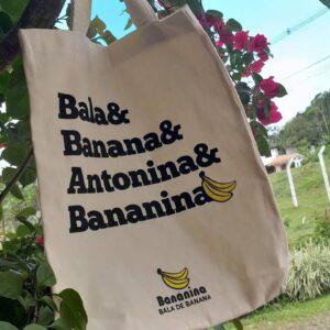 Ecobag Bananina