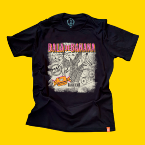 Camiseta Bananina + Mangue Beach