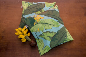 Capa para Almofada Bananina