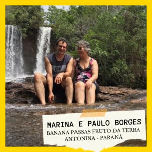 Banana Passas – Fruto da Terra
